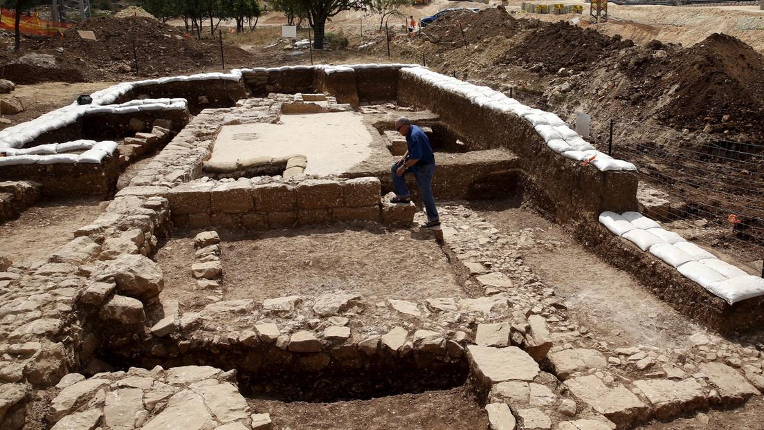 Descubren los restos de una iglesia donde supuestamente Jesús curó a 'la mujer sangrante'