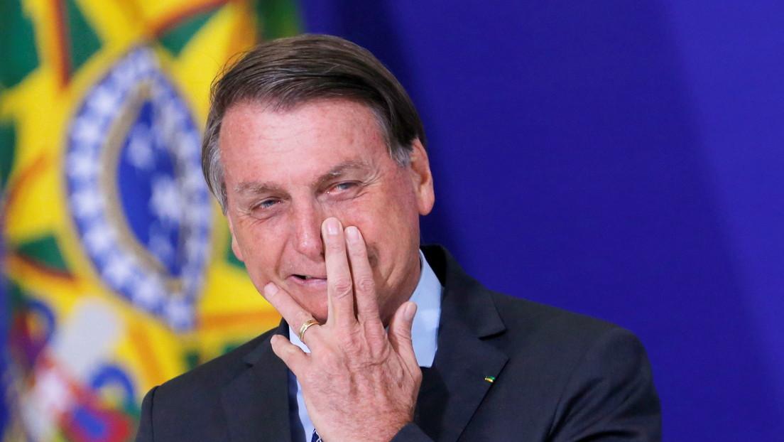 """""""¿Ya terminaron las elecciones de EE.UU.?"""": El irónico comentario de Bolsonaro a una de sus simpatizantes"""