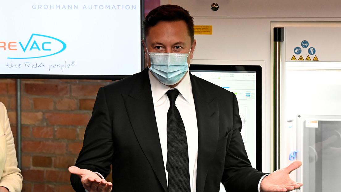 """""""Algo extremadamente malo está sucediendo"""": Musk toma cuatro pruebas de covid-19 el mismo día, solo da positivo en dos"""
