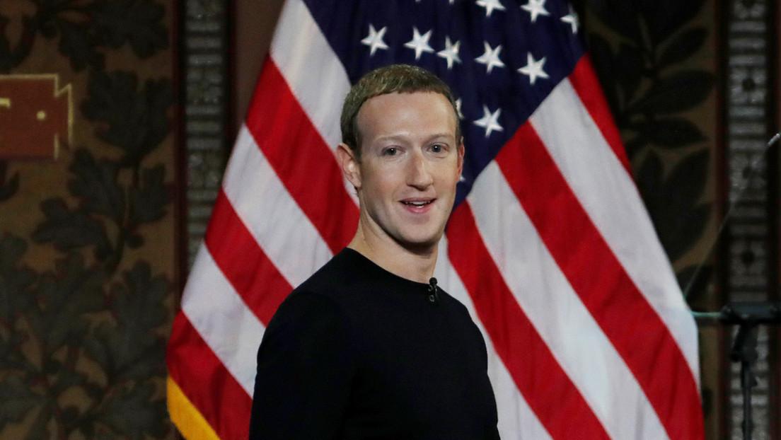 """Zuckerberg afirma a sus empleados que está """"claro"""" que Biden ganólas elecciones y será el """"próximo presidente"""""""