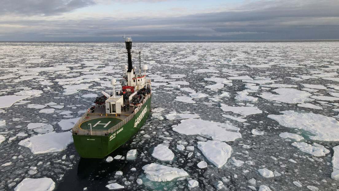 """""""Nos llevamos ropa interior larga, pero nunca nos la pusimos"""": en el Ártico el cambio climático se siente en la piel"""