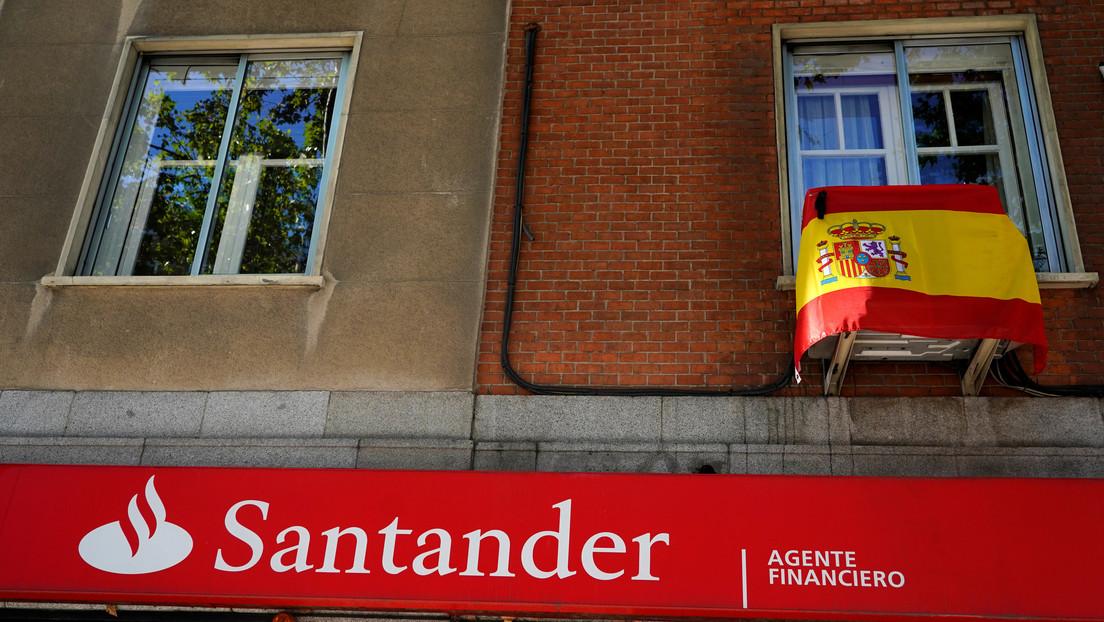El banco Santander pone en marcha su mayor despido colectivo en España: afectará a 4.000 trabajadores