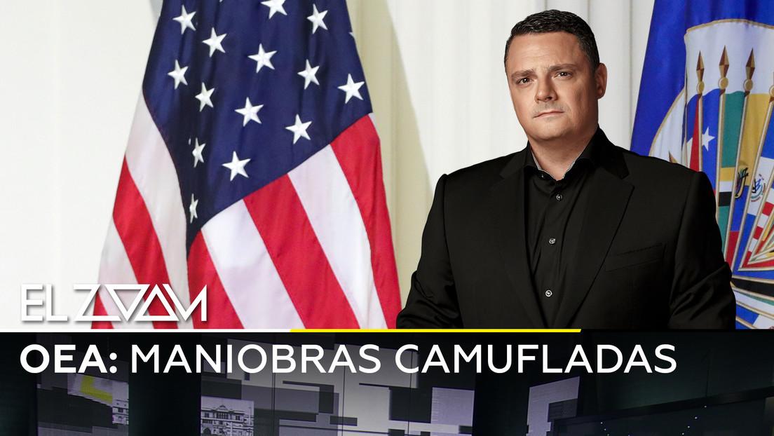 OEA: Maniobras camufladas