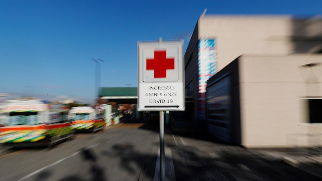 Más de 40.000 positivos: Italia registra un nuevo récord de contagios diarios por covid-19