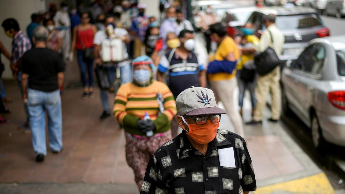 Ecuador reporta 1.161 nuevos casos de coronavirus y 31 fallecidos en las últimas 24 horas