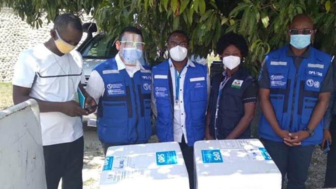 Venezuela dona sueros antidiftéricos a través de la OPS para atender los brotes en Perú y Haití