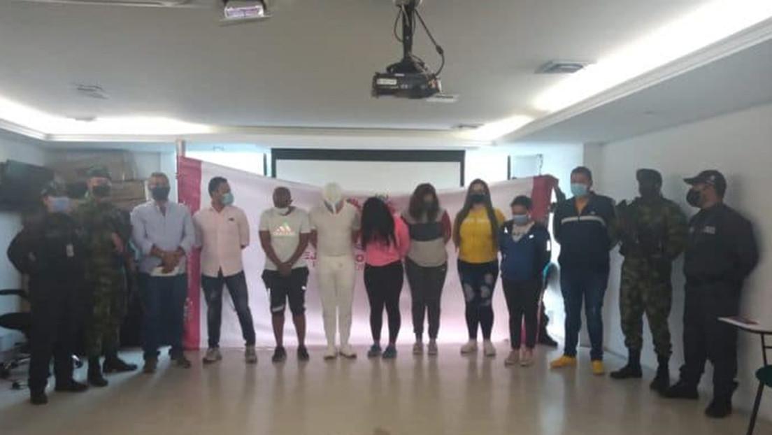 Fiscalía colombiana detiene a 'Los Cirujanos', un grupo que introducía cocaína líquida en implantes de senos para transportar droga a España