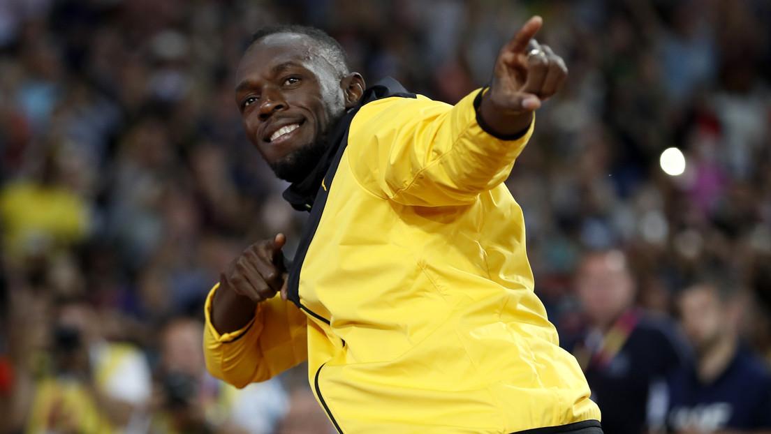 """Usain Bolt cree que Cristiano Ronaldo le ganaría ahora """"con toda seguridad"""""""