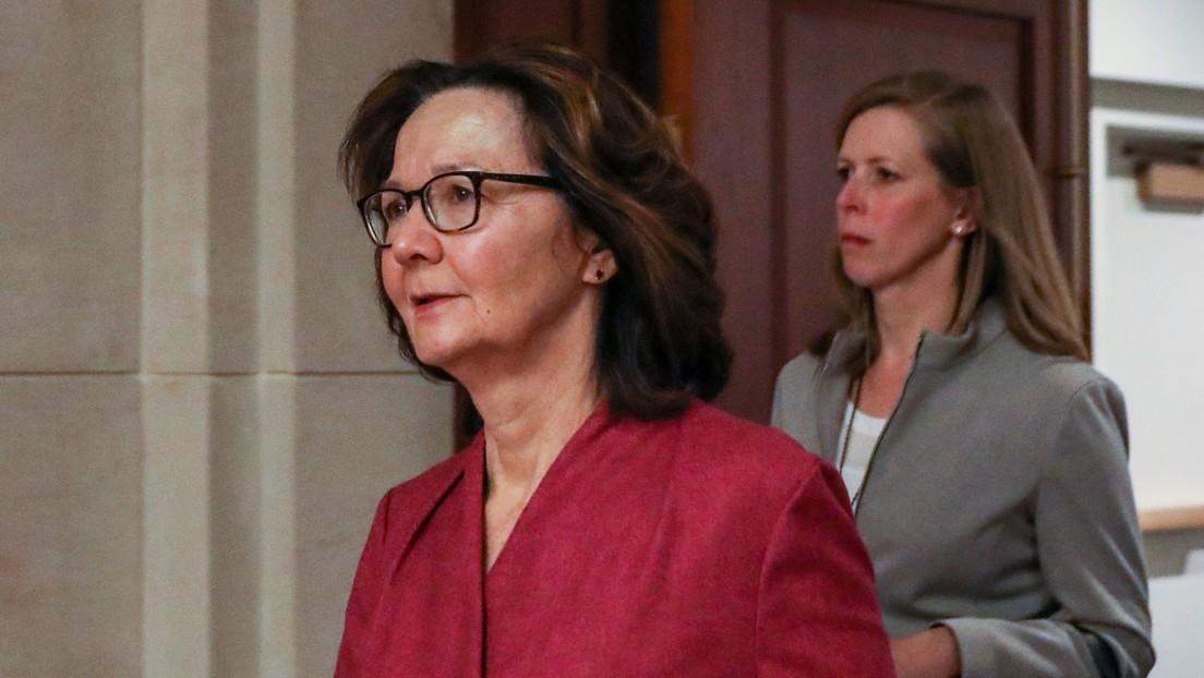 La ausencia de la directora de la CIA en una reunión de Inteligencia desata los rumores sobre sus tensiones con Trump