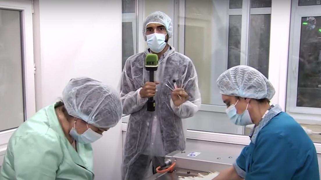 La pandemia impulsa la producción de sistemas de transporte viral: ¿Cómo funciona este procedimiento?