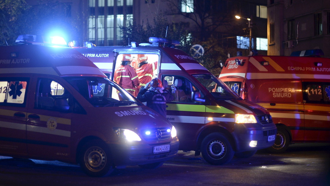 Diez muertos y siete heridos graves en un hospital que aloja pacientes con covid-19 en Rumanía