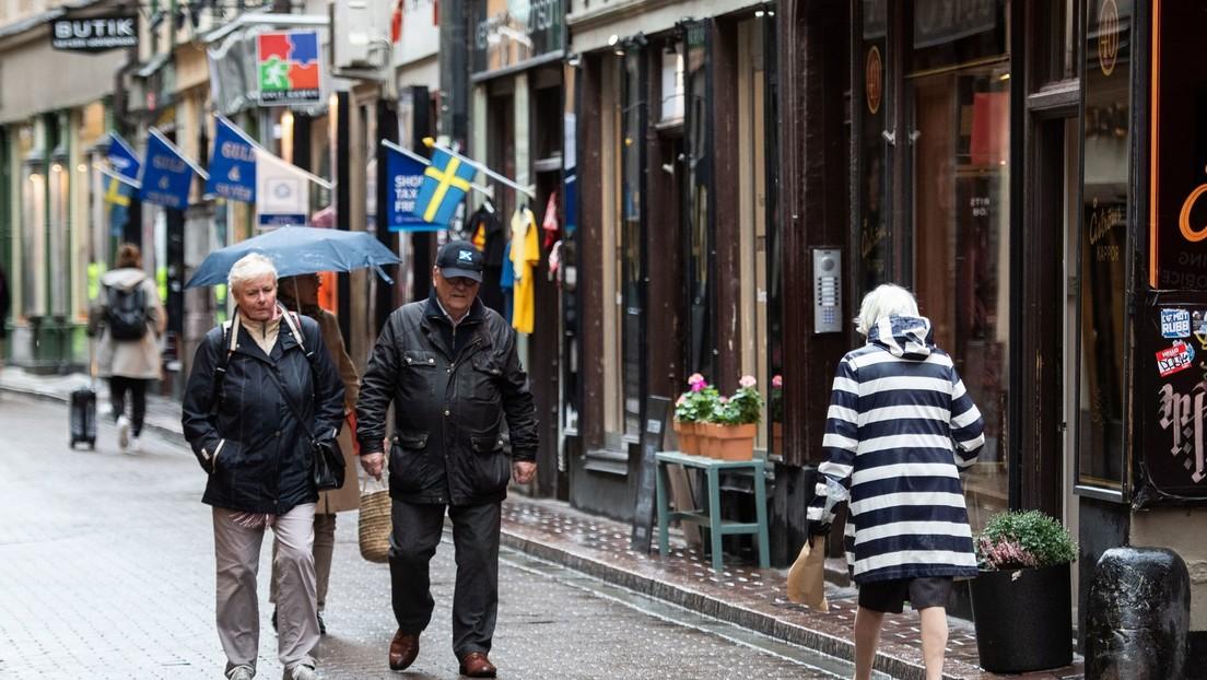 Suecia sigue sin mascarilla: no piensa cambiar de estrategia en la segunda ola de covid-19 pese al aumento de casos