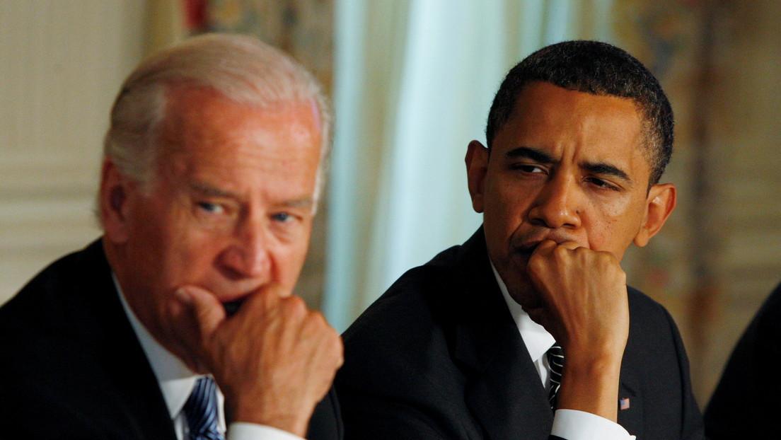 """""""Michelle me abandonaría"""": Obama descarta ocupar un cargo en el Gobierno de Biden y explica por qué"""