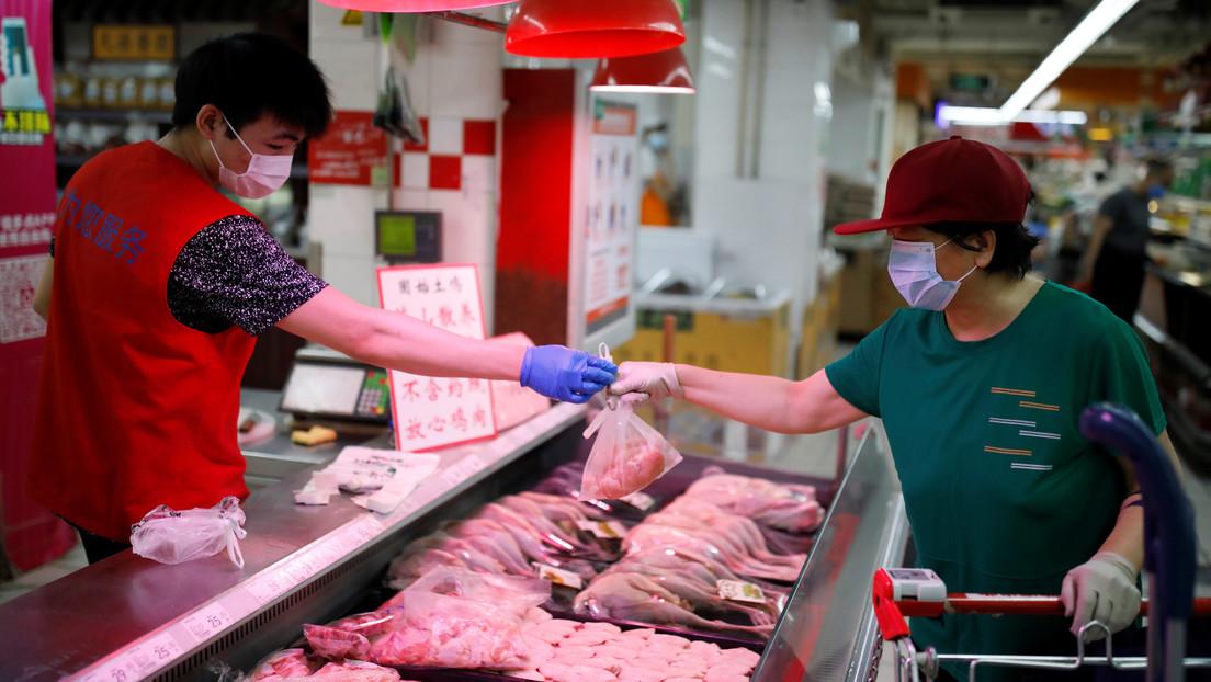 China encuentra coronavirus en carne congelada y sus empaques provenientes de Sudamérica y Nueva Zelanda
