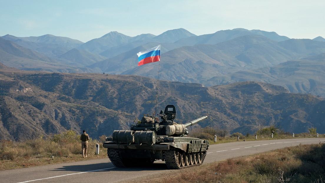 """Putin destaca la importancia de """"asegurar la preservación"""" de las iglesias cristianas en Nagorno Karabaj que estarán bajo el control de Azerbaiyán"""