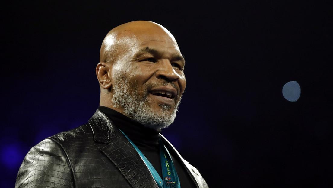 """Mike Tyson afirma que """"quería matar"""" a Evander Holyfield durante el combate en el que lemordió la oreja"""