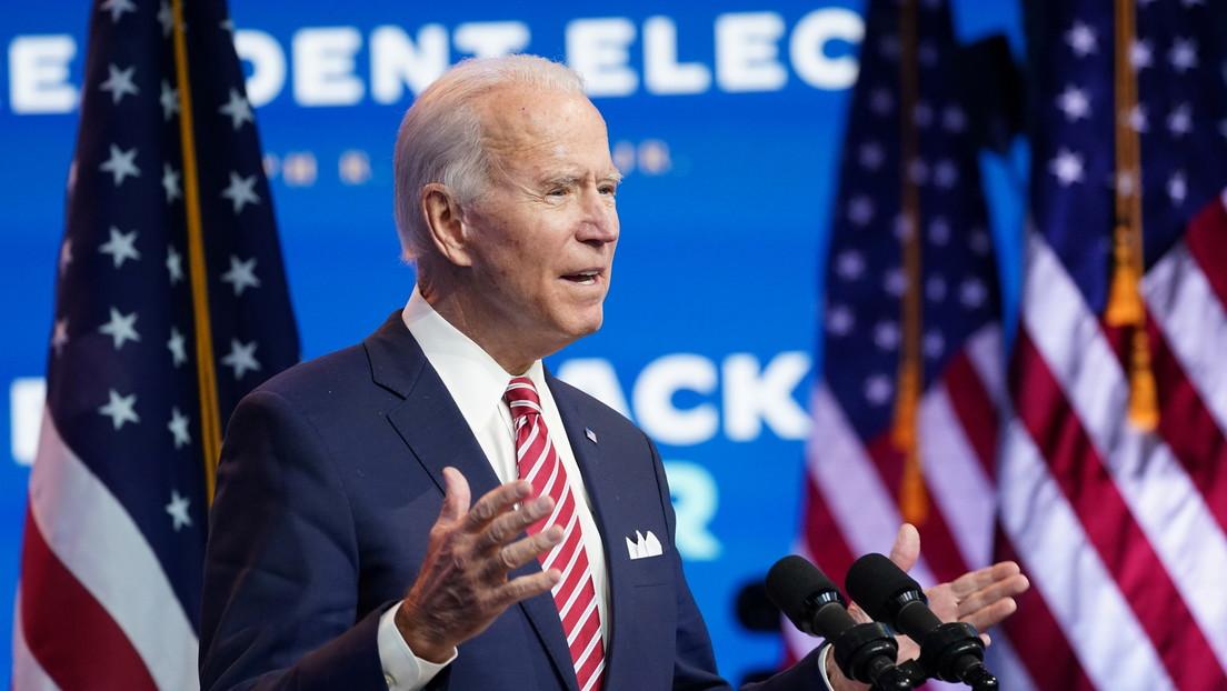 Biden afirma que recibe información de inteligencia solo gracias a Kamala Harris debido a la falta de cooperación de la Administración actual