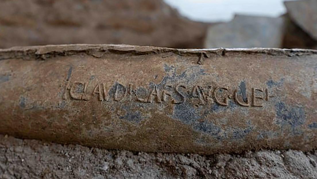 Descubren en Roma un lujoso palacio del emperador Calígula que tenía un jardín exótico con una colección de animales salvajes