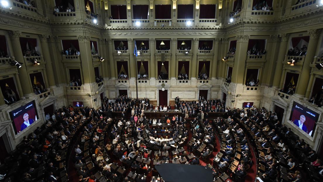 Con el rechazo de la oposición y el apoyo en las calles: el impuesto a la riqueza por única vez llega al Congreso de Argentina