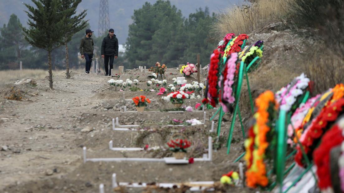 """Putin: """"Los miles de muertos y heridos en Nagorno Karabaj son una tragedia con personas reales, y el cese de las hostilidades es el mayor resultado"""""""