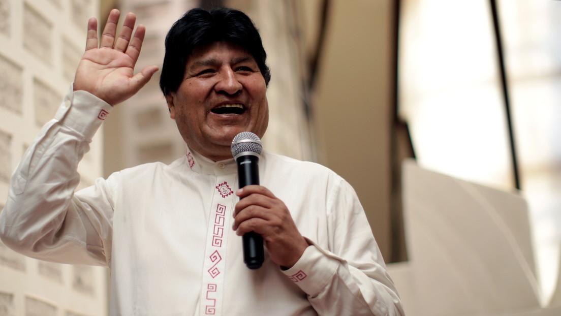 Evo Morales reasume la presidencia del MAS de cara a las elecciones departamentales en Bolivia