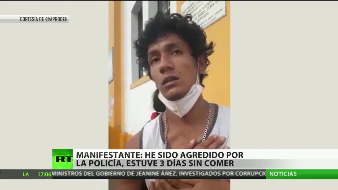 Protestas en Perú dejan dos muertos, cientos de heridos y varios desaparecidos