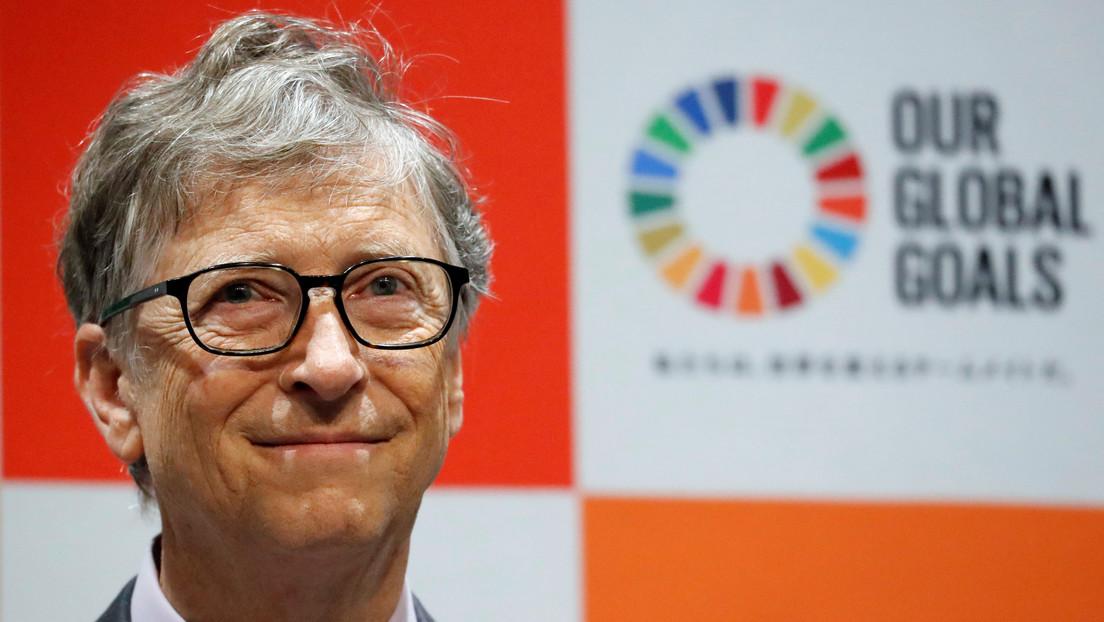 Bill Gates compara con nudistas a las personas que se niegan a usar mascarillas durante la pandemia