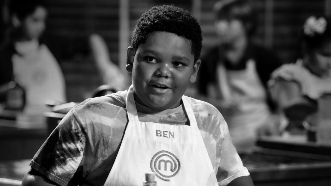 Muere a los 14 años Ben Watkins, excompetidor de MasterChef Junior, a causa de una muy rara enfermedad
