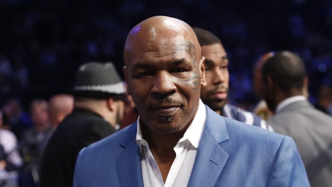 Mike Tyson anuncia que quiere pelear con los mejores boxeadores de cada país