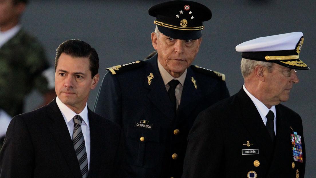 Corte federal en EE.UU. desestima los cargos contra el exsecretario de Defensa de México, Salvador Cienfuegos