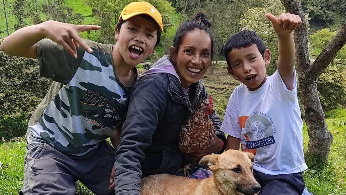 VIDEO: Una familia de agricultores muestra las alegrías (y dificultades) de la vida en el campo colombiano y triunfa en Youtube