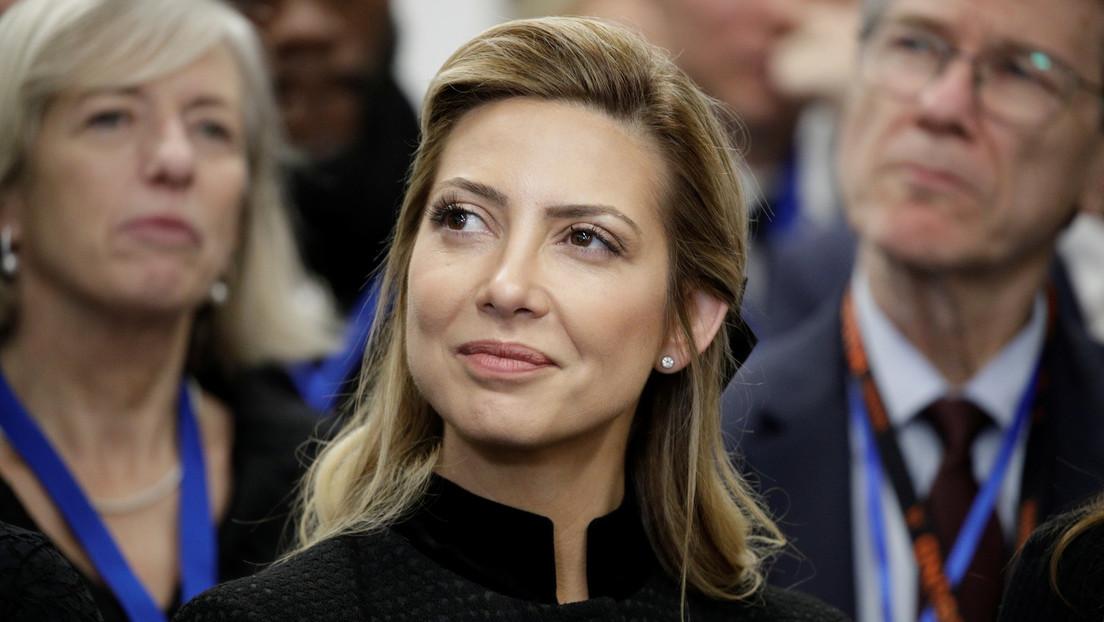 """La periodista Fabiola Yáñez, pareja del presidente de Argentina, demanda a Google por la forma """"misógina y maliciosa"""" en que se le cataloga"""