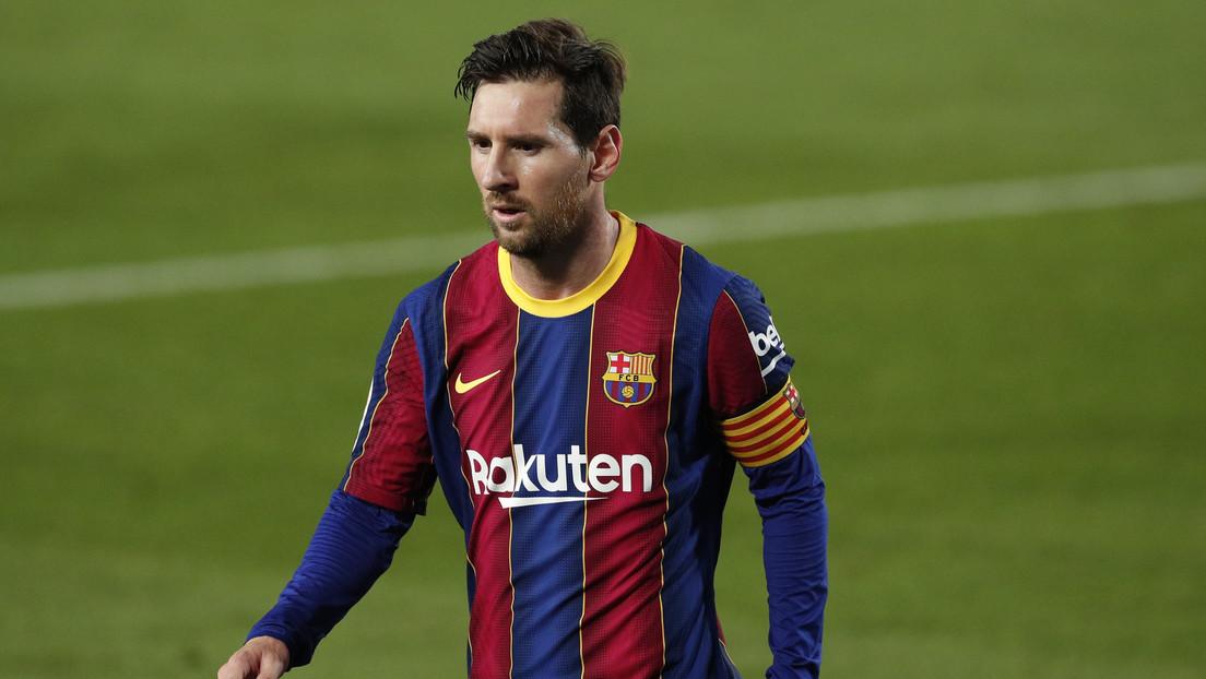 """Lionel Messi: """"La verdad es que estoy un poco cansado de ser el problema de todo en el club"""""""