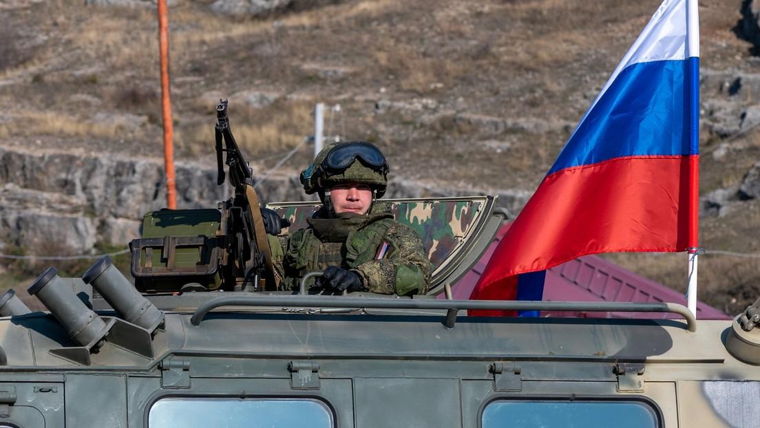 """Lavrov: """"No buscamos demostrar y fortalecer nuestro prestigio, pero queremos que no muera nadie y que haya estabilidad en el mundo"""""""