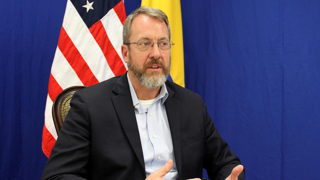 EE.UU. nombra a su primer embajador en Venezuela en 10 años (pero ejercerá desde Colombia)
