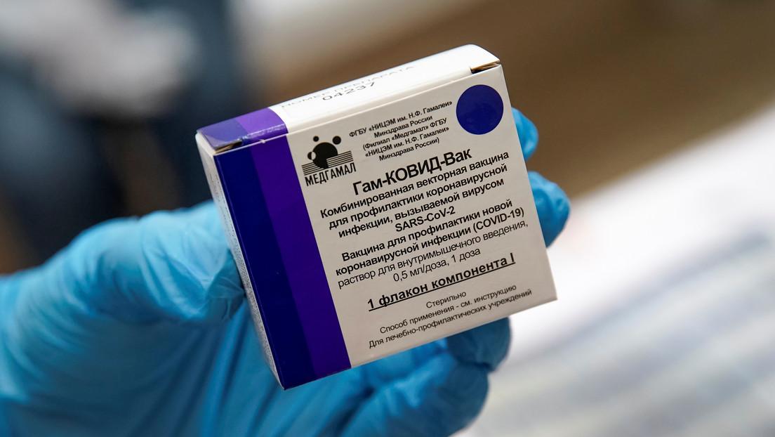 La Unión Europea advierte a Hungría contra la importación y el uso de la vacuna rusa contra el coronavirus Sputnik V