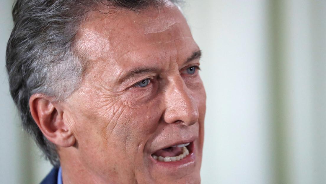 Ordenan investigar a Macri y al exministro de Defensa argentino por el hundimiento del submarino ARA San Juan