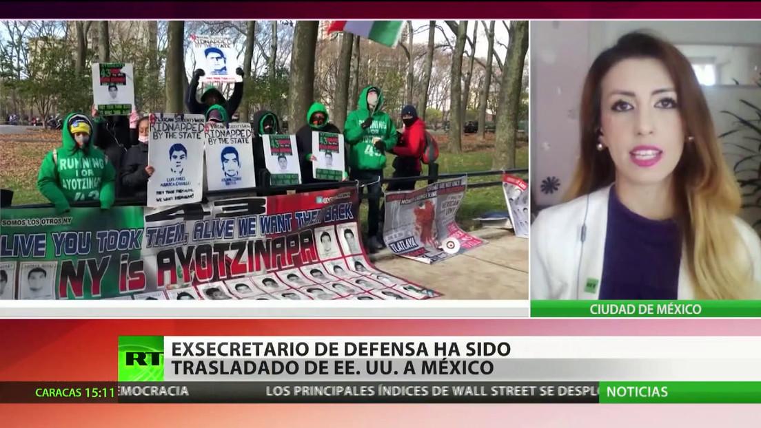 López Obrador niega haber amenazado a EE.UU. por el caso de Salvador Cienfuegos