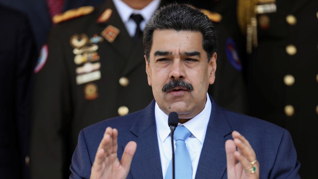 """Maduro: """"Nos hubiéramos entendido con Trump, pero él prefirió apostar a un imbécil, que terminó traicionándolo"""""""