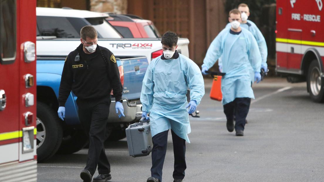 EE.UU. registra más de 200.000 nuevos casos y 2.239 muertes por coronavirus en un día