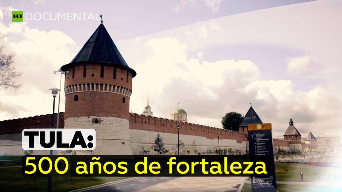 Tula: 500 años de fortaleza