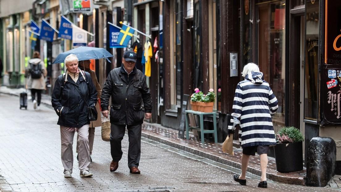 Suecia no recomienda el uso de mascarillas pese a que la Real Academia de Ciencias del país insiste en su necesidad