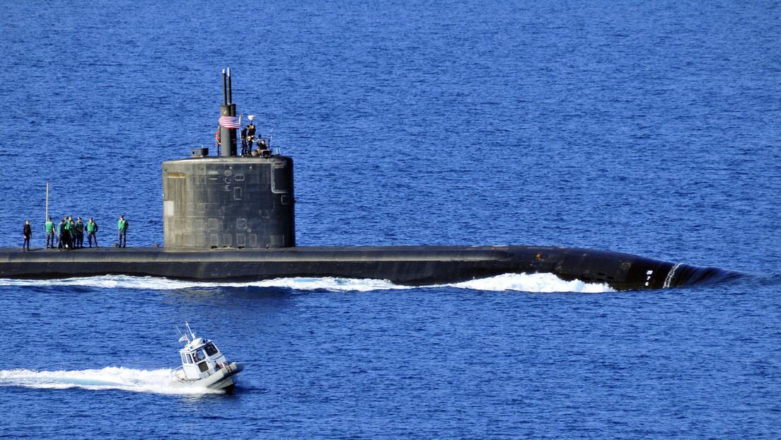 Los submarinos de la Marina de EE.UU. ya tienen algunos drones aéreos operativos