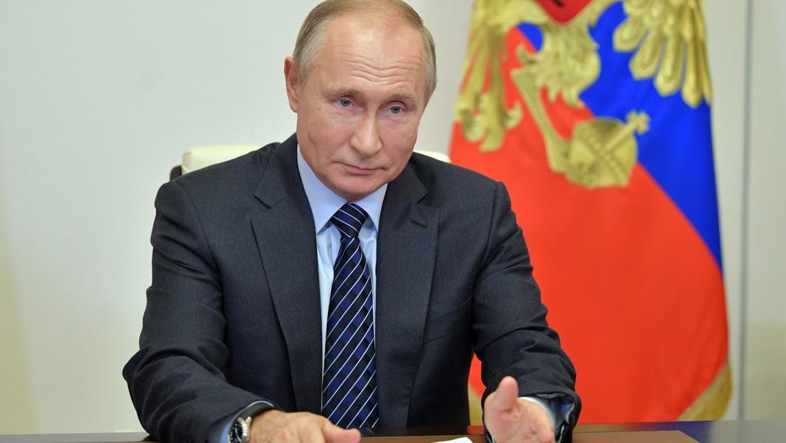 """Putin sobre las relaciones con EE.UU.: """"No se pueden dañar unas relaciones ya dañadas"""""""
