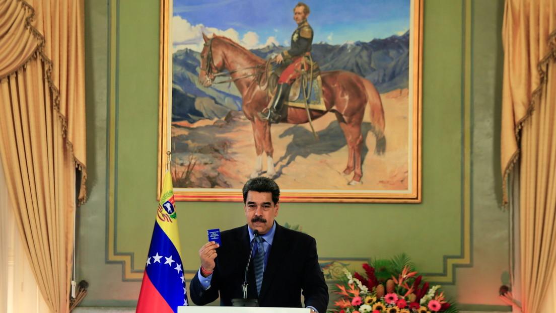 """Maduro afirma que Venezuela ya está produciendo """"toda la gasolina que necesita"""""""