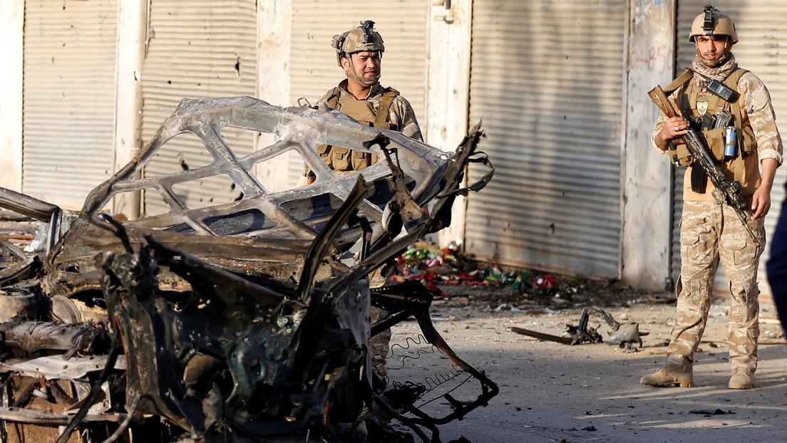 Un ataque con misiles y minas deja 4 muertos y 14 heridos en la capital de Afganistán (FOTOS, VIDEO)