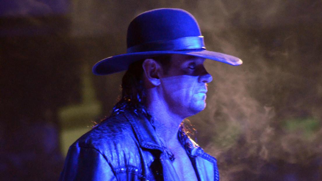 VIDEOS: El legendario luchador The Undertaker debuta en TikTok con un clip con un final inesperado y lanza un nuevo reto viral