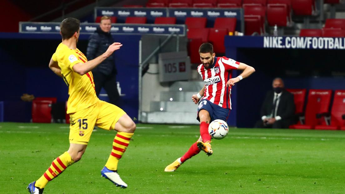 VIDEO: El F.C. Barcelona sufre una dolorosa derrota ante el Atlético Madrid tras un grosero error de Ter Stegen
