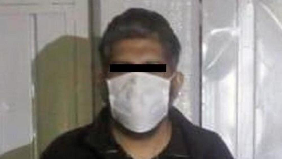 Las autoridades de México arrestan a un pedófilo y rescatan a dos presuntas víctimas de 3 y 10 años