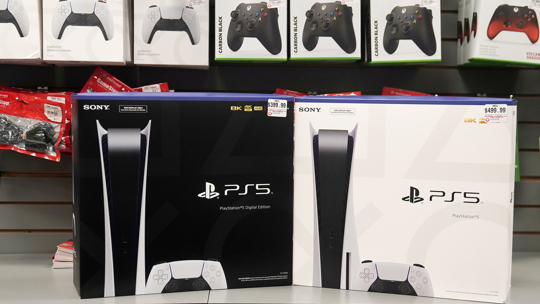 They order the PlayStation 5 from Amazon and receive bags of rice, dog food and other unsolicited items (PHOTOS, VIDEO)